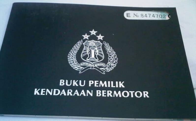 surat kuasa bpkb mobil