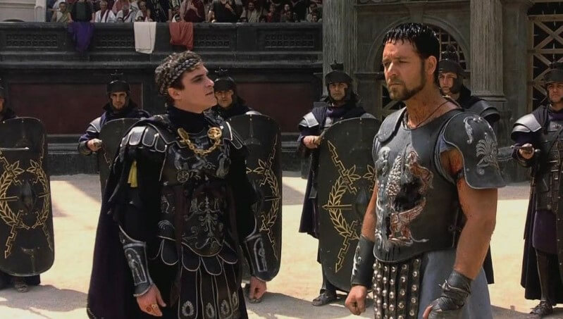 Film Action Terbaik Gladiator