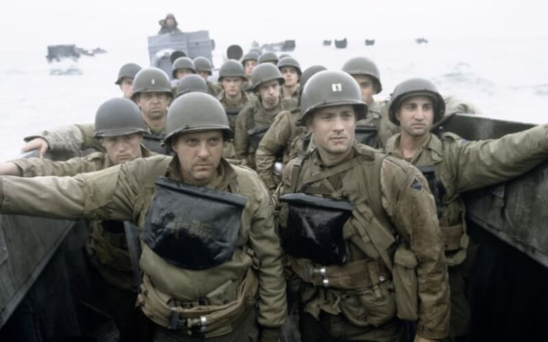 Film Action Terbaik Saving Private Ryan
