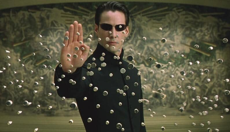 Film Action Terbaik The Matrix