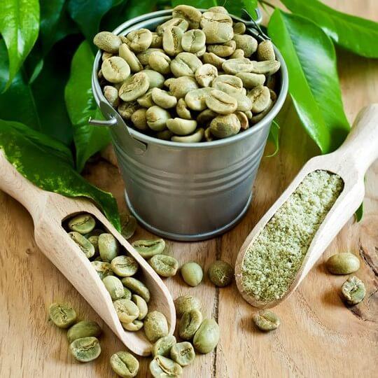 Green Bean Coffee Gayo Aceh
