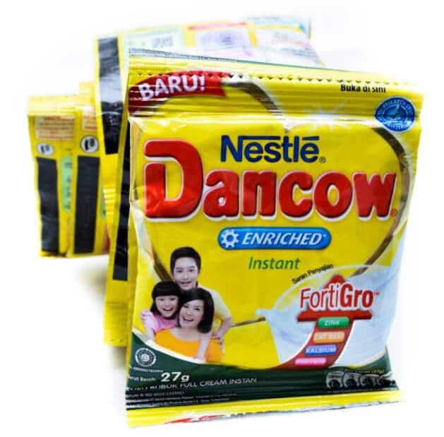 Susu Peninggi Badan Dancow Instant Enriched