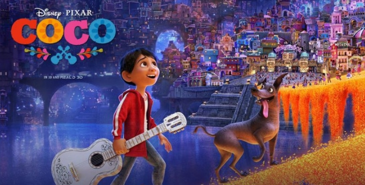 Film Animasi Anak Coco