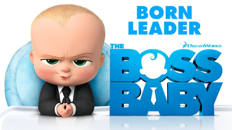 Film Animasi The Boss Baby