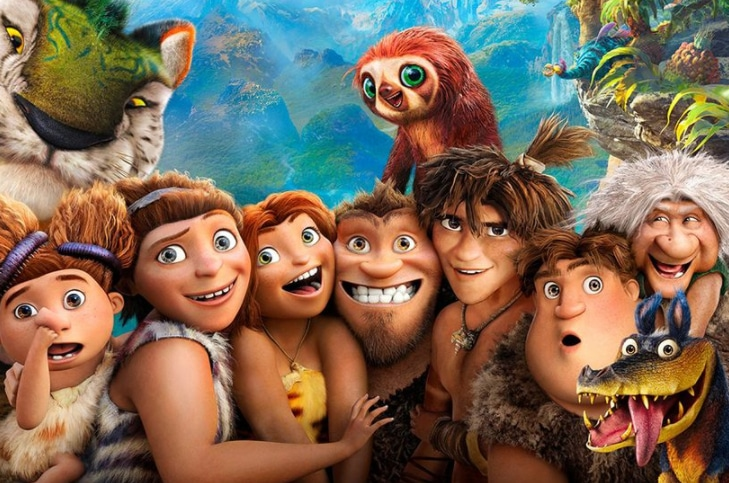 Film Animasi The Croods 2