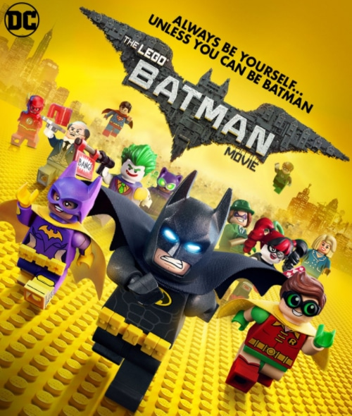 Film Animasi The LEGO Batman Movie