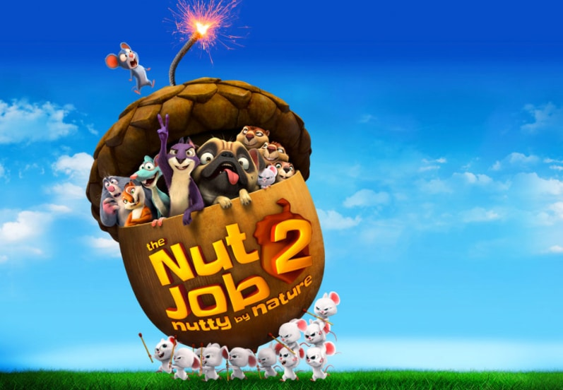Film Animasi The Nut Job 2