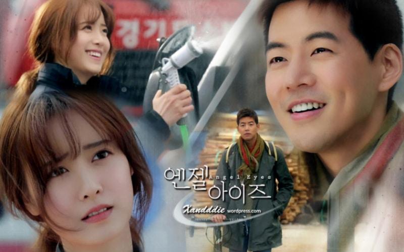 Film Romantis Korea Angel Eyes